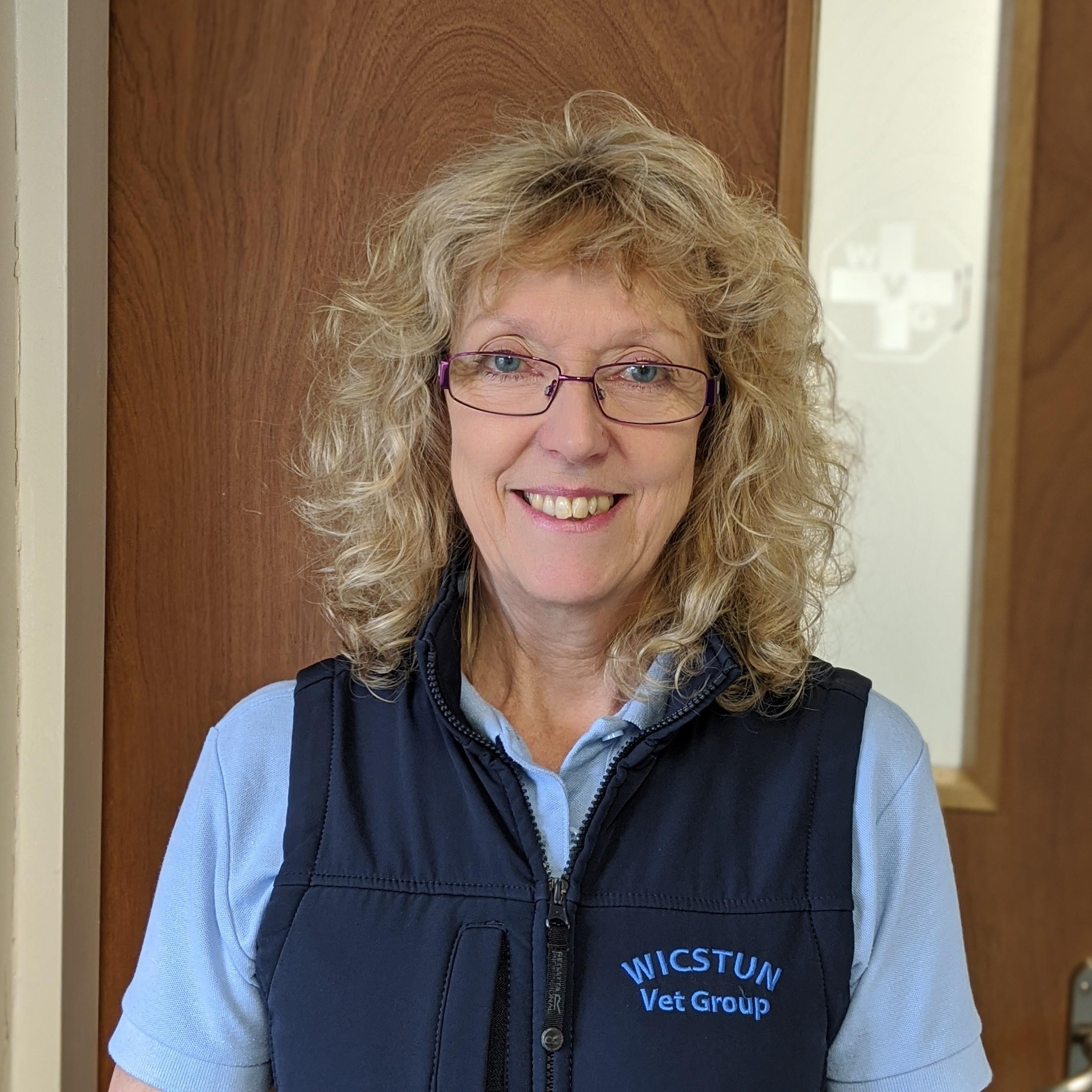 Anita Hunt - Practice Manager Wicstun Vet Group
