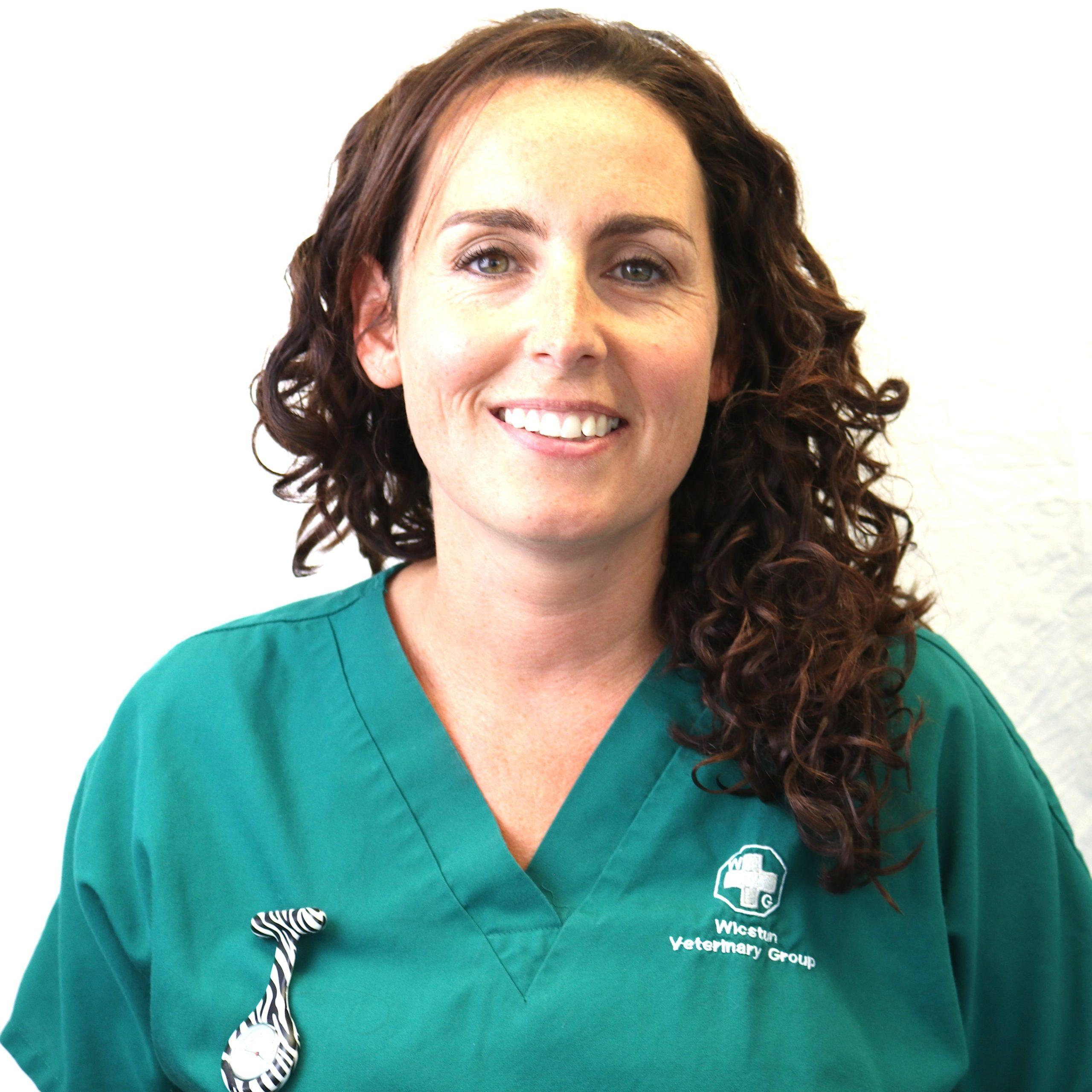 Emma Parkin - Wicstun Vet Group Vet Nurse