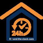 Round the clock care